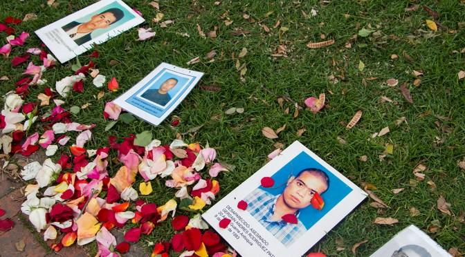 Recordando la desaparición forzada en Colombia
