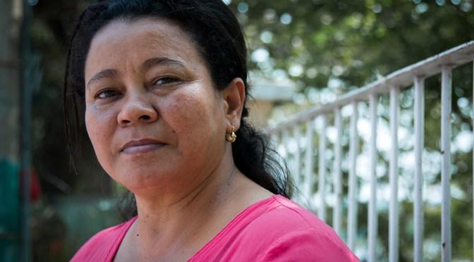 «En la vida de un defensor hay un porqué seguir, un porqué luchar y un porqué vivir»: Irene Ramirez
