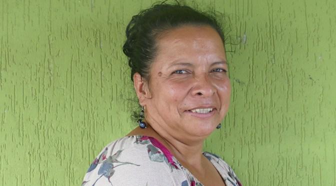 """""""Debemos seguir en pie para defender la salud, la educación y la vida"""": Ninfa Cruz"""