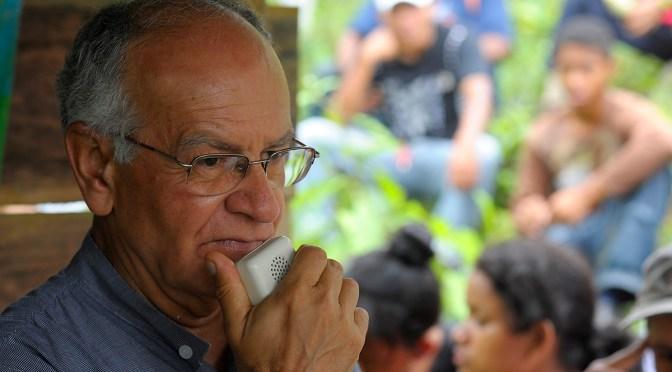 Visibilizar y denunciar las violaciones de derechos humanos: Padre Javier Giraldo