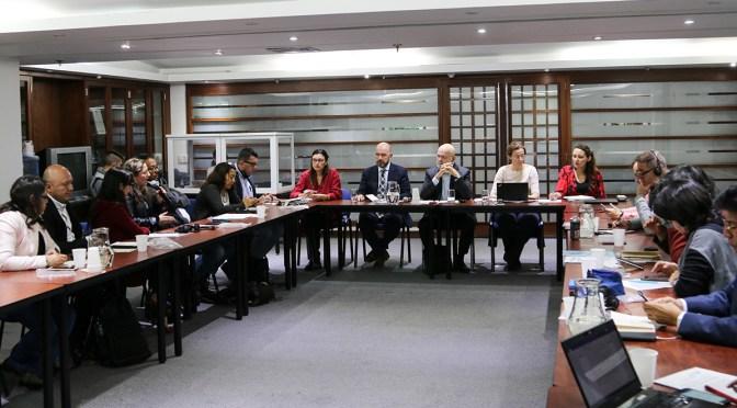 Comienza visita oficial a Colombia del Relator Especial de la ONU sobre la situación de defensores de Derechos Humanos
