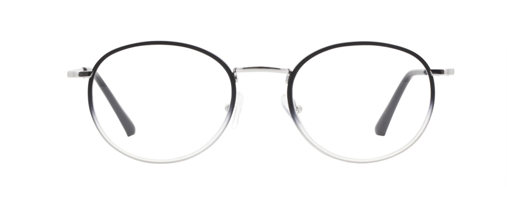 Medellin bril in het zwart
