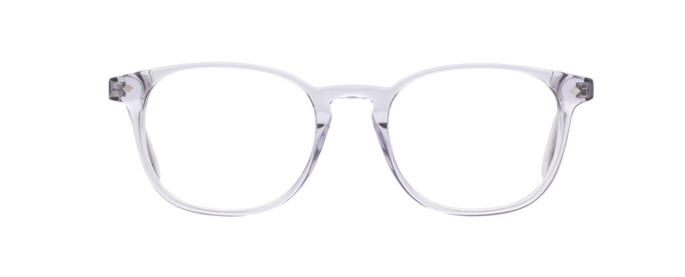 Helsinki bril in het grijs
