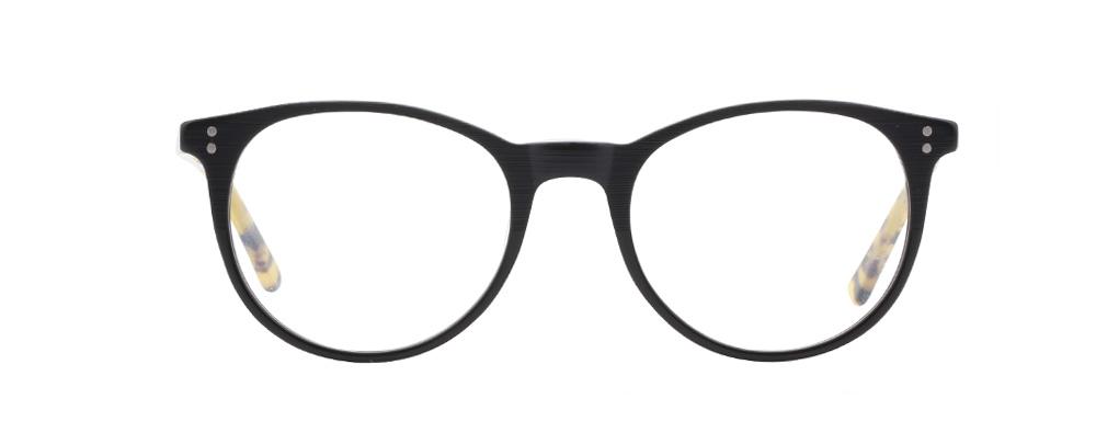 Quito bril in het zwart