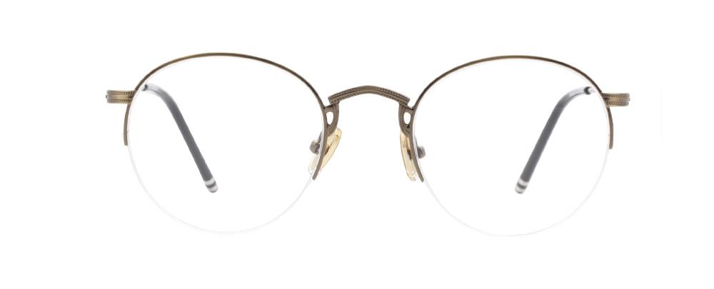 Geneva bril in het goud