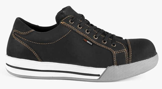 Werkschoenen Rotterdam.Redbrick Bronze S3 Sneaker Werkkleding Pbm Rotterdam