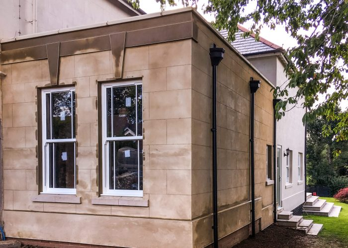 Traditional Extension by Builders in Newbury