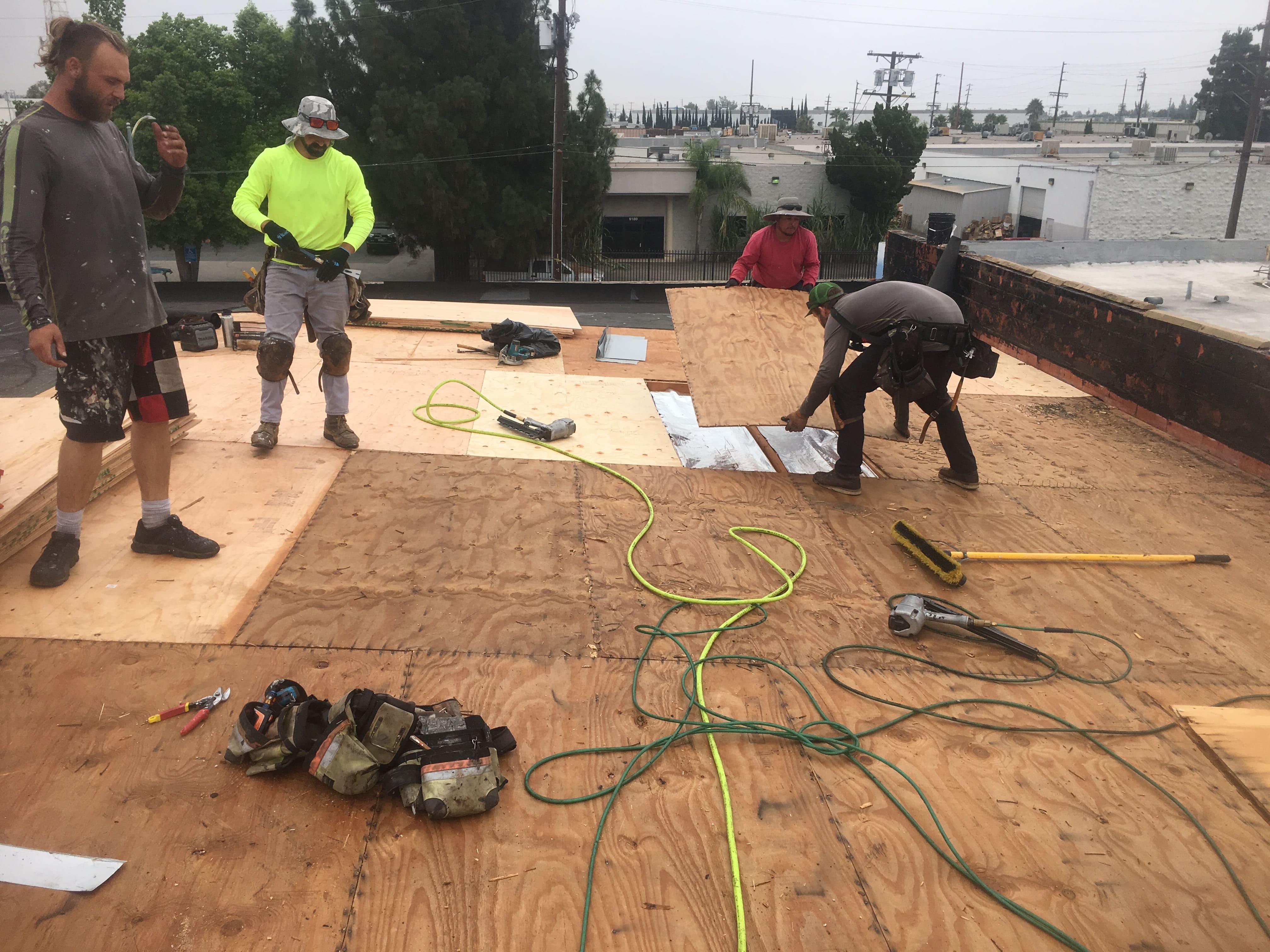 Paul Bancroft Roofing