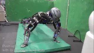 "Image for the Tweet beginning: RT Ronald_vanLoon ""#Robots Mimic Human"