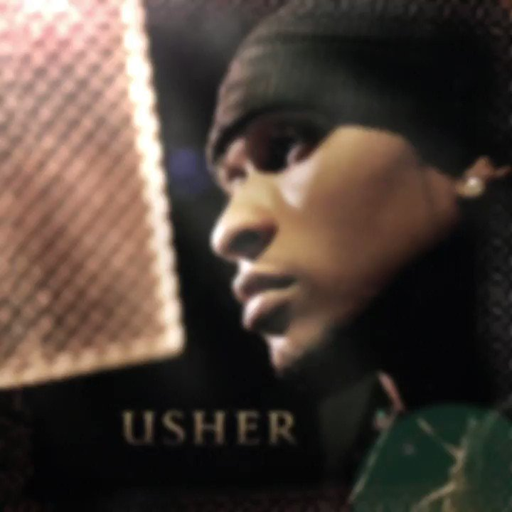 Image for the Tweet beginning: 15 years ago today @Usher