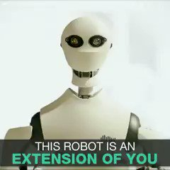 Image for the Tweet beginning: This #Robot is an extension