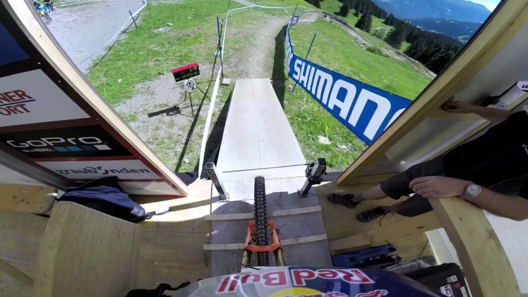 Video of the Day: Follow @RachelAtherton as she attempts to have the first-ever perfect @UCI_MTB Downhill mountain bike season! #GoProGirl