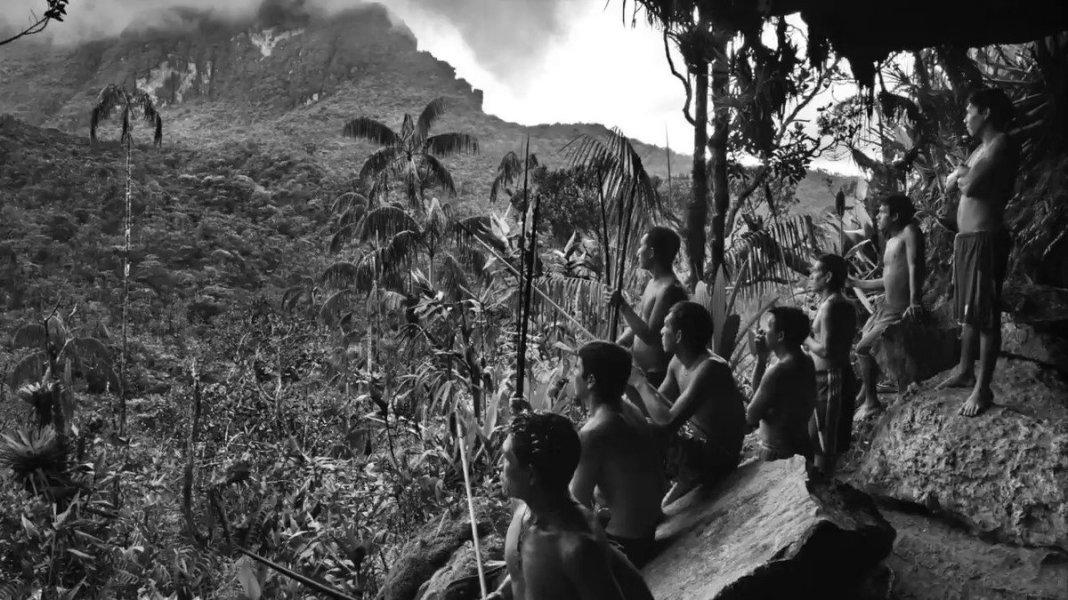 Image for the Tweet beginning: Discover 'Amazonia': Sebastião Salgado's photographic