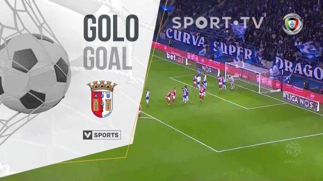 Braga takes early lead.