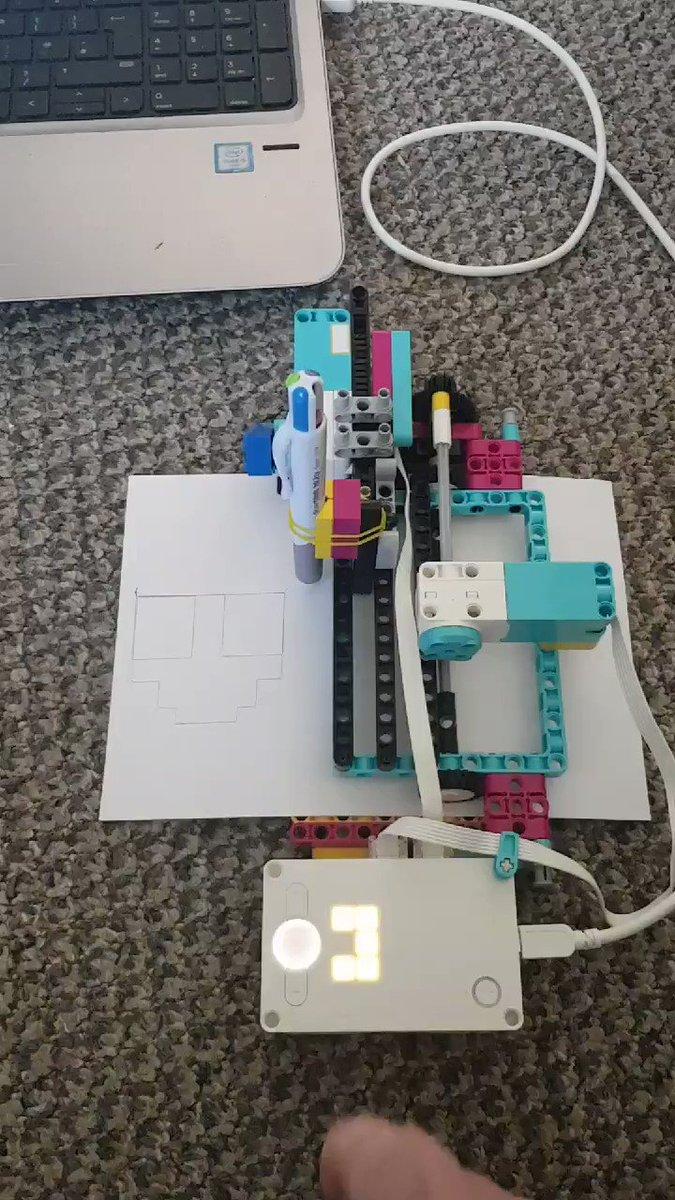 lk  HxACOk1AJz4L - Raising Robots - LEGO Mindstorms EV3 & WeDo