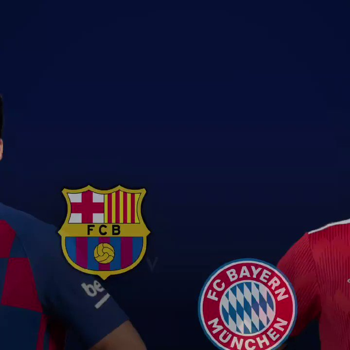 Some call this the 2020 #ChampionsLeague final, I do agree. 2 giants go head to ... 2