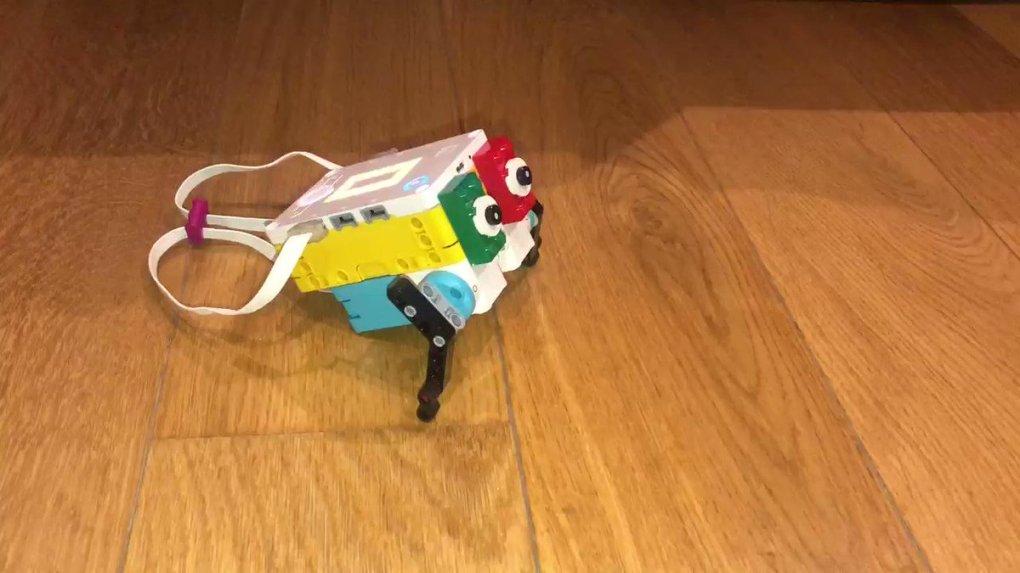 9kqjuCEv6A42Mq1X - Raising Robots - LEGO Education SPIKE Prime, MINDSTORMS & WeDo 2.0