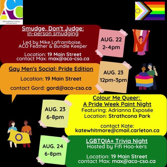 The Aids Committee Of Ottawa Acottawa Twitter