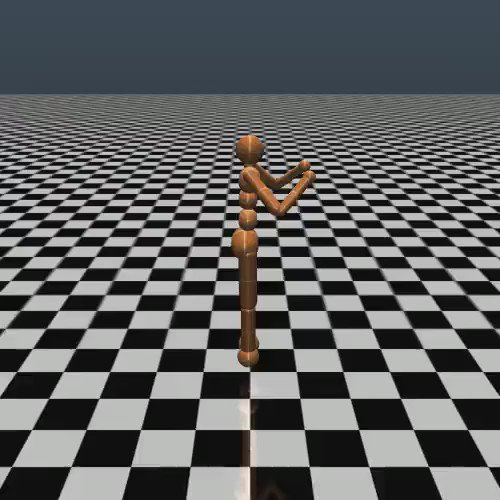 OpenAI Gym : Training an Agent to make a Humanoid walk fast!  #AI #DeepLearning #RL