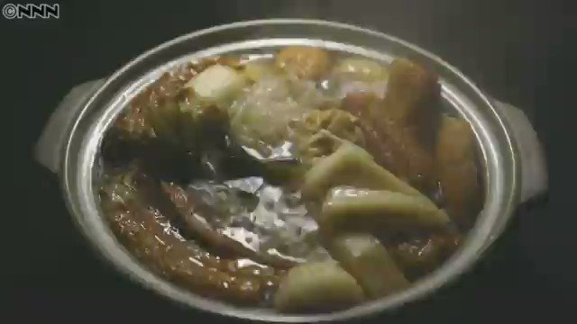 test ツイッターメディア - しらたきは6キロカロリー、昆布7キロカロリー――。 おでんのカロリーは驚くほど低く、食べ方次第ではダイエットを助けるそうです。だし汁に塩分が多く含まれるという注意点も。⇒ https://t.co/32OrCnWcSh (映像提供:日テレNEWS24) https://t.co/YIxbLo0NMM