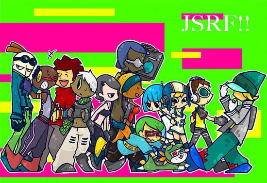 JSRF: 13 years! by Komagome pipetto kai