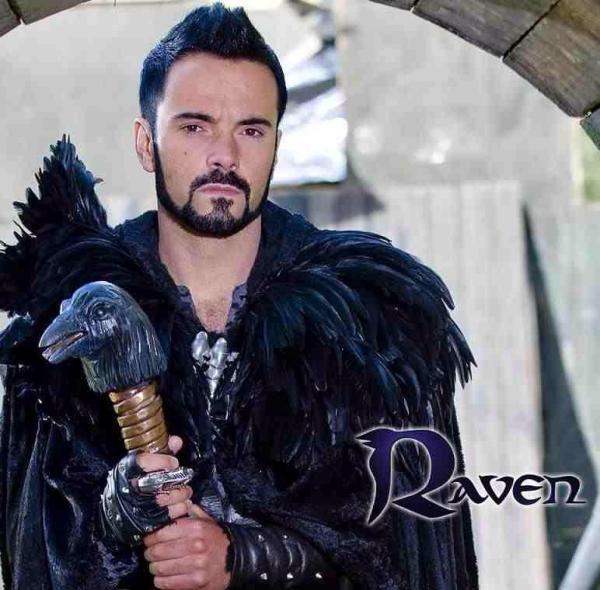 "James Mackenzie on Twitter: ""Raven is back! CBBC channel 8 ..."