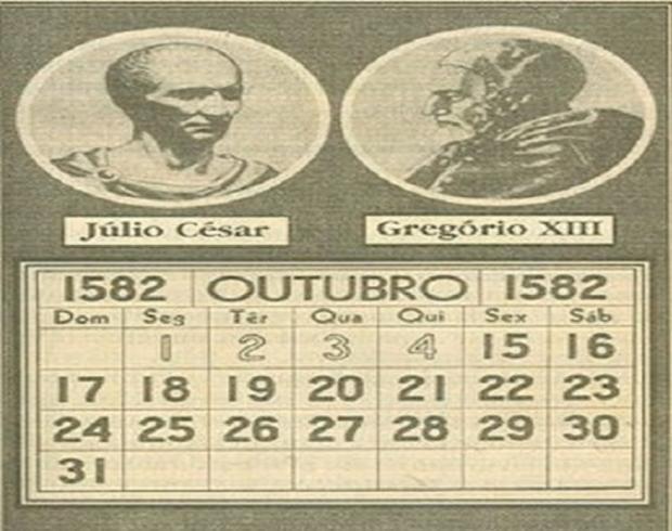 Resultado de imagen para calendario gregoriano