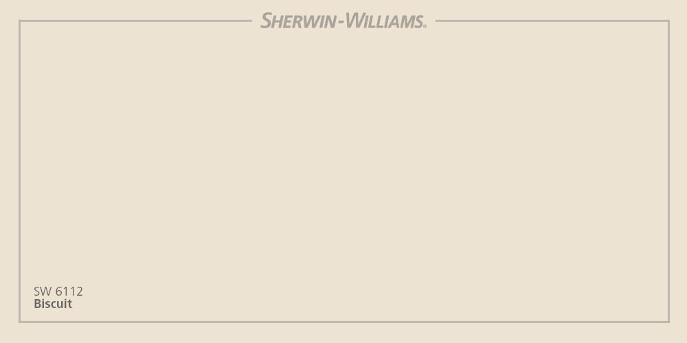 Williams Sherwin Biscuit Paint Color