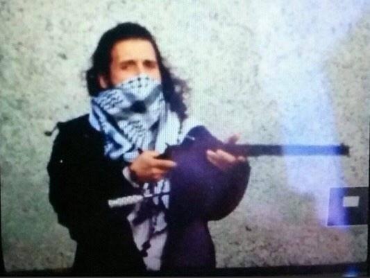 Photo Of Ottawa Shooter Released On ISIS Media Account (Source: Jihad Watch)