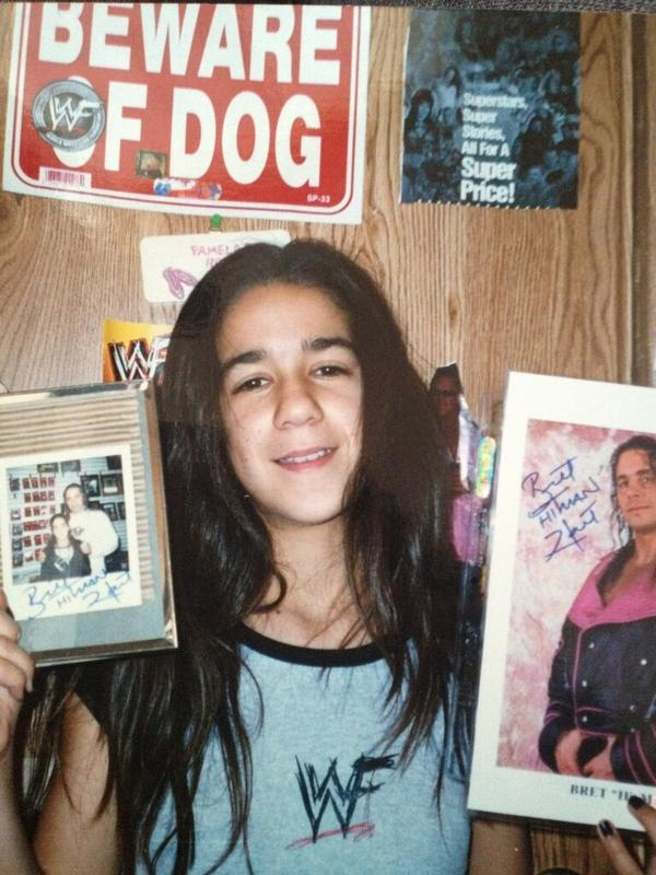 Bayley On Twitter I Was Bullied 4 The Way I Looked