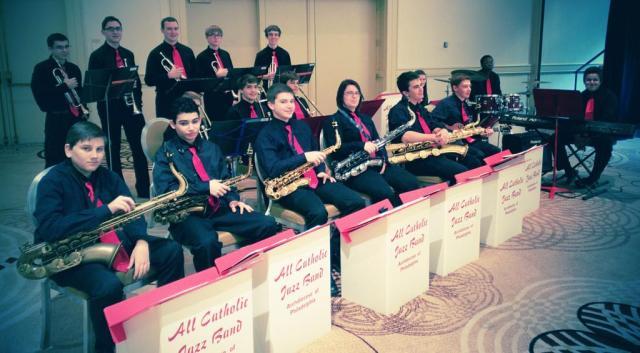 St Joes Prep Jazz Band