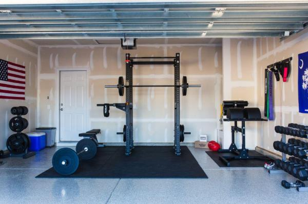 Rogue garage gyms gym zen