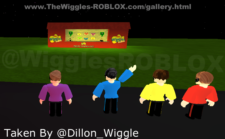 Wiggles Roblox Show