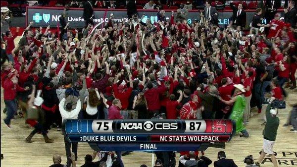 North Carolina Hands No. 2 Duke First defeat • Sporting Alert