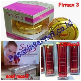 Produk Firmax 3, Soulmax 3 , O2Max3