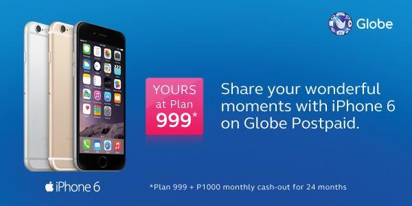Postpaid 999 Globe Plan