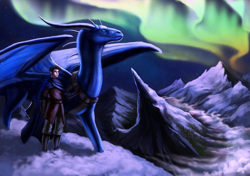 Galbatorix And Shruikan