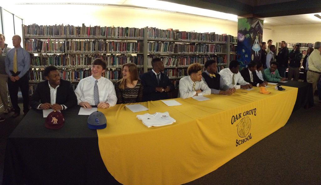 Ms Football Hattiesburg School Oak Grove High
