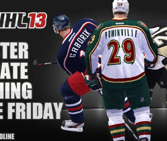 Nhl19 On Twitter Tradedeadline Is Over Nhl13 Roster Update Coming Late Friday T Co Hzywyrm4qr