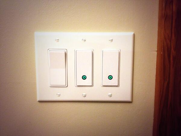 Wemo Double Light Switch Decoratingspecial Com