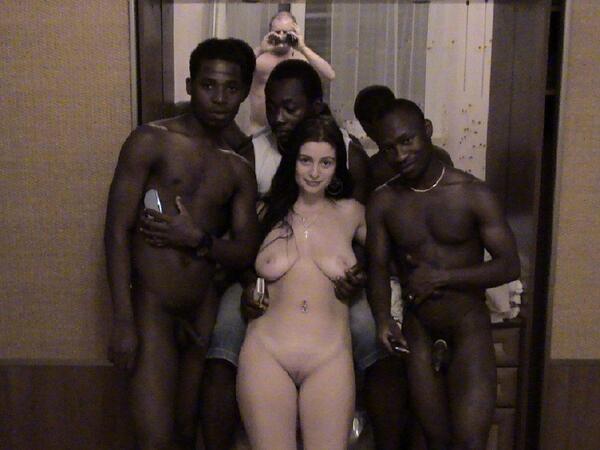 Interracial Cuckolds