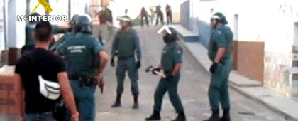 Detenidas siete personas tras intervenir seis kilos de droga en diversos domicilios de Nerva  (2/2)