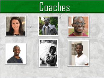 Meet the Coaches