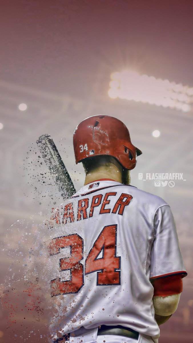 Download Bryce Harper Wallpaper Gallery