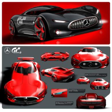 Car Body Design on Twitter   Mercedes Benz AMG Gran Turismo Concept     Car Body Design on Twitter   Mercedes Benz AMG Gran Turismo Concept   New  Design Sketches http   t co bFKnIzcuwD  design http   t co LQ0hUC7gF5