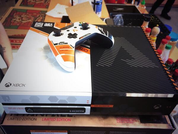 Titanfall, Xbox One, Respawn Entertainment, Console