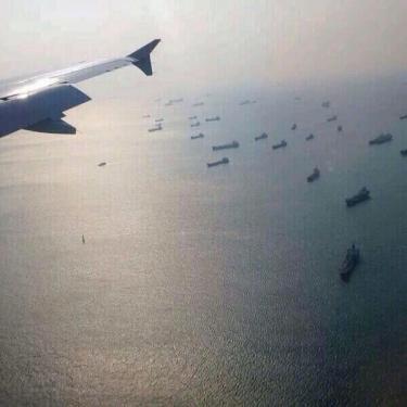kapal perang cari kapal mas mh 370