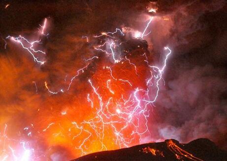 test ツイッターメディア - 九州南部の活火山、新燃岳(しんもえだけ)の噴火 https://t.co/0SKiYyHKem