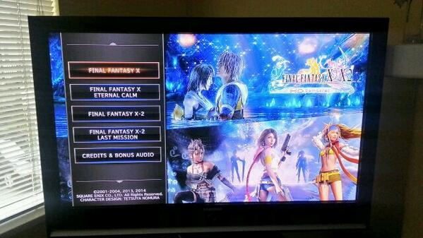 Final Fantasy X/X-2 HD Remaster Game Review