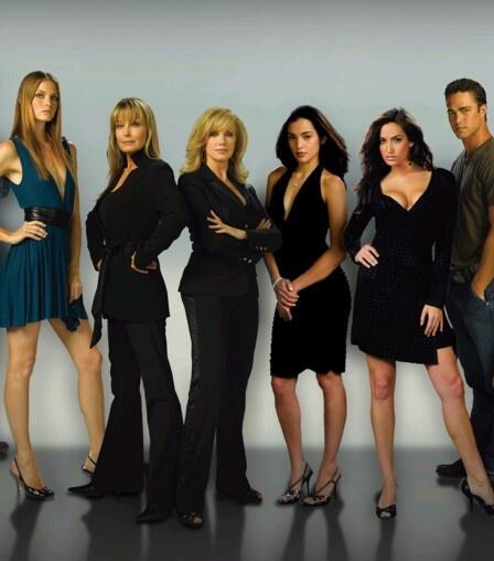 Official douglasstm on Twitter    FASHIONS A KILLER   RealityTv      RealityTv AMAZING MORGAN FAIRCHILD   BO DEREK   FASHION HOUSE    CAST    boderek  morgfair http   t co xamPReZXzn